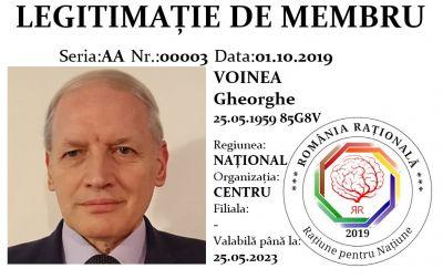 Carnet de membru