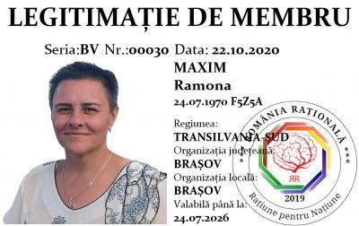 Ramona MAXIM